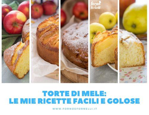 Torte di mele, ricette facili e golose