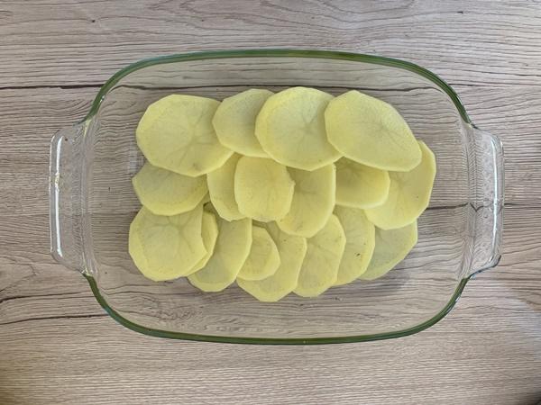 patate e cipolle al forno passo passo