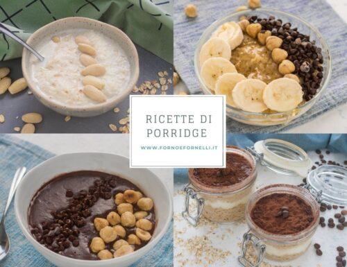 Ricette di porridge