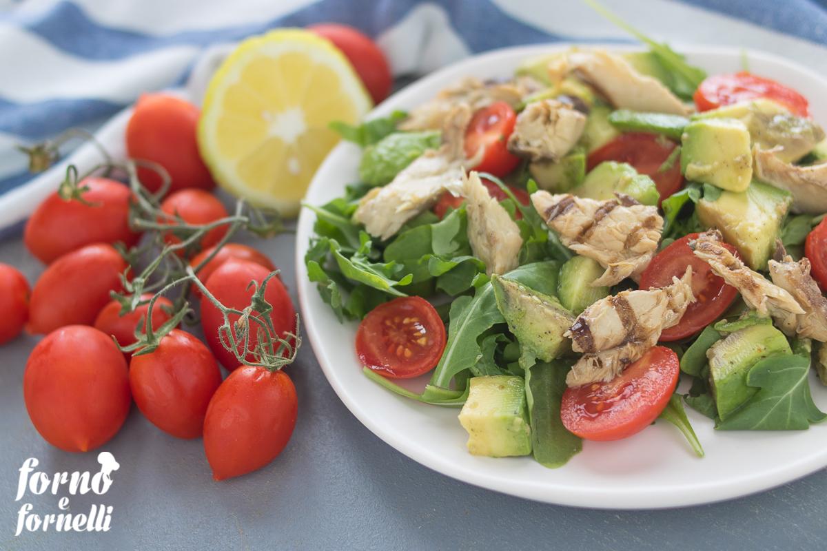 insalata di avocado