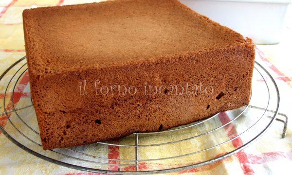 Impasti base: pan di spagna