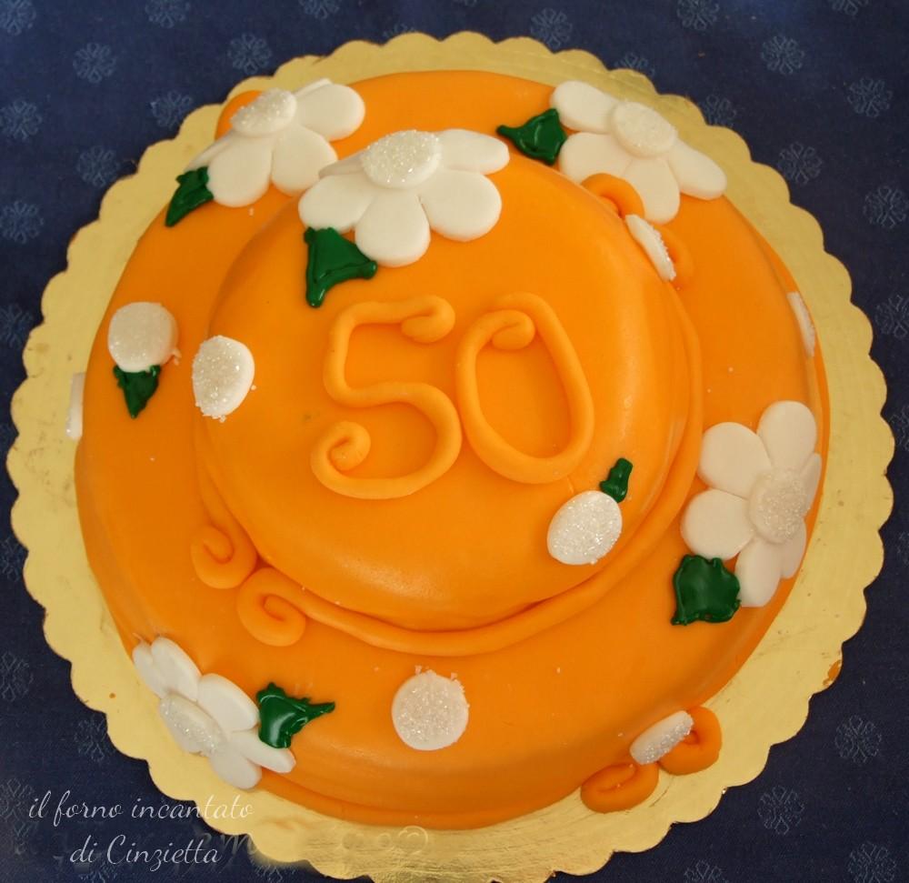 torta 50 gabriella