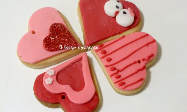I biscotti innamorati (bis)