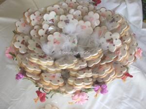 biscotti decorati comunione