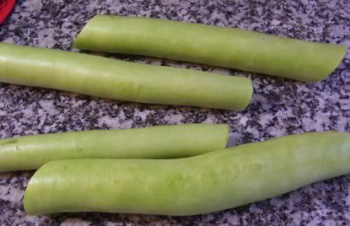 Conserva dolce di zucchina – foto passo passo