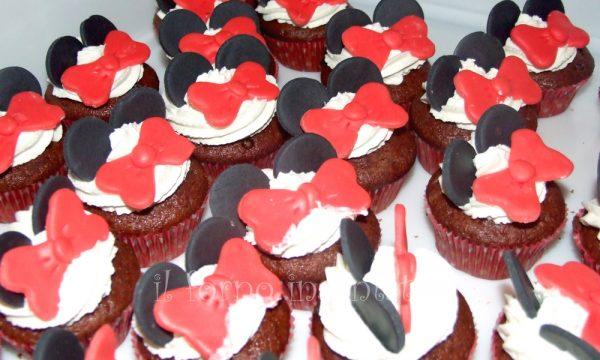 Cupcakes a tema Disney