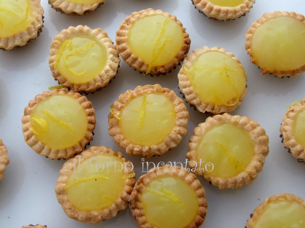 dolcetti al limone vegani