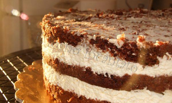 Torta Moretta, la torta al cacao di Krikrira
