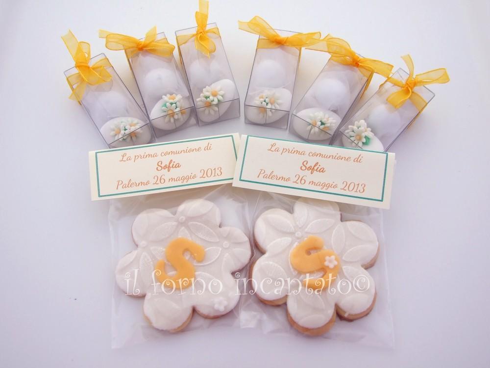 biscotti e confetti decorati