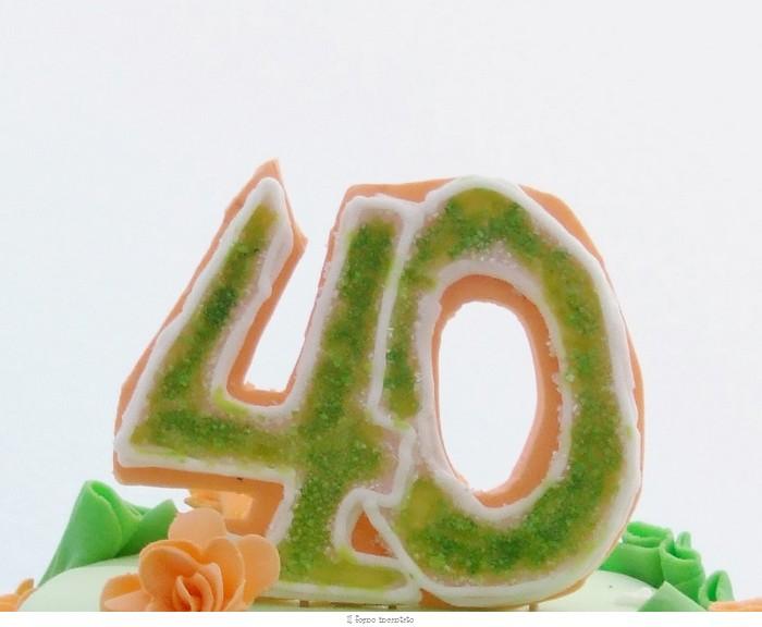 topper 40 anni