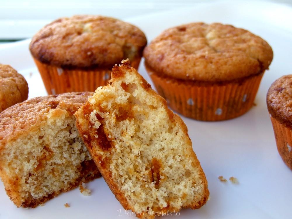muffins da colazione