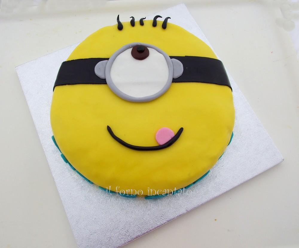 torta cattivissimo me