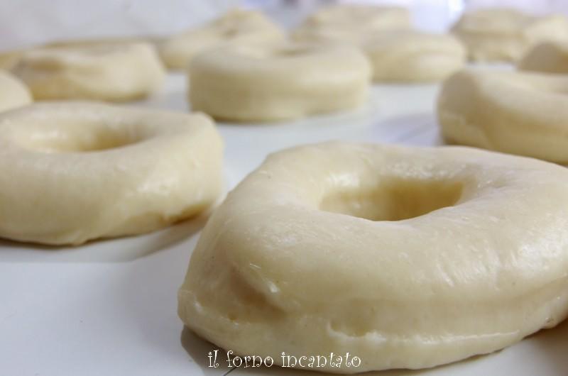 donut lievitazione