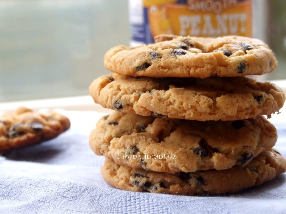 biscotti burro di arachidi