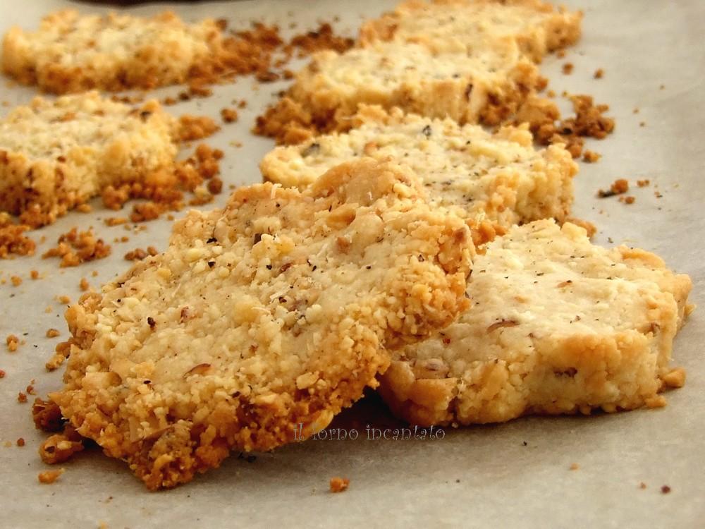 sbrisolona parmigiano biscotti