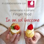 contest finger food