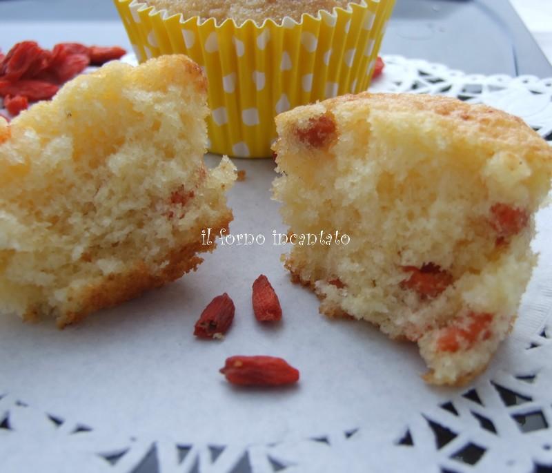 muffin goji