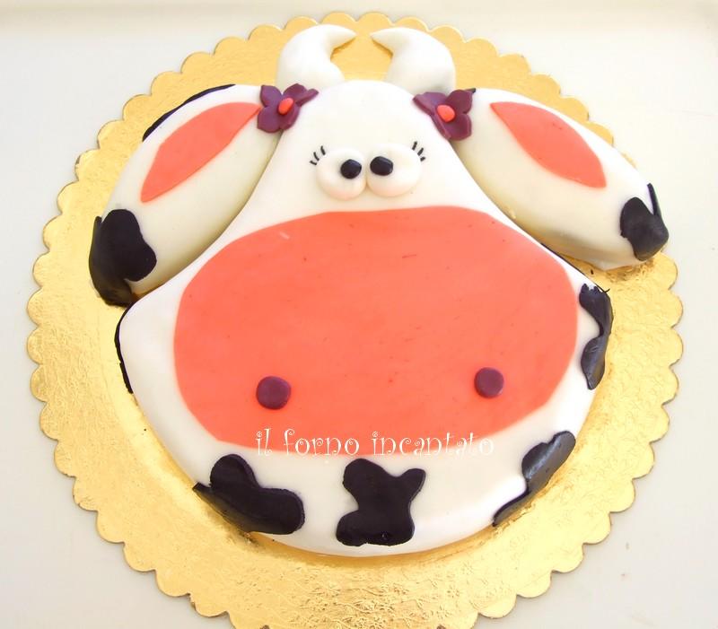torta mucca moira 2014