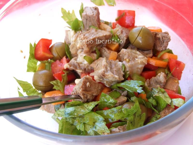 insalata bollito palermitana