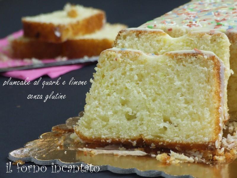plumcake quark limone