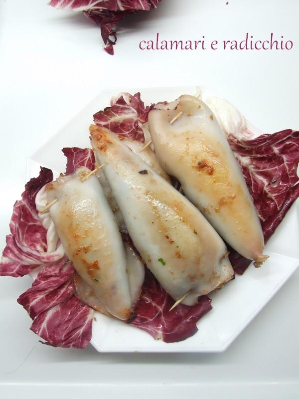 calamari radicchio1