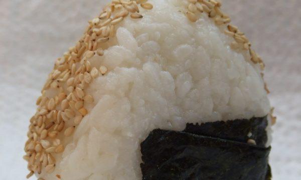 onigiri giapponese