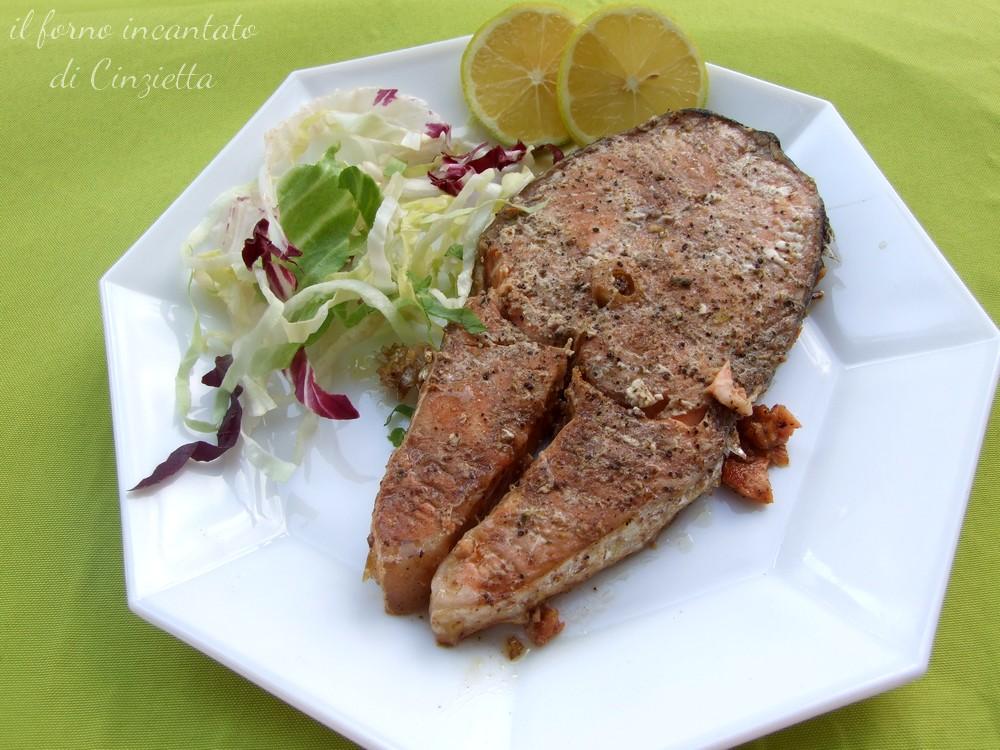 salmone agrodolce1