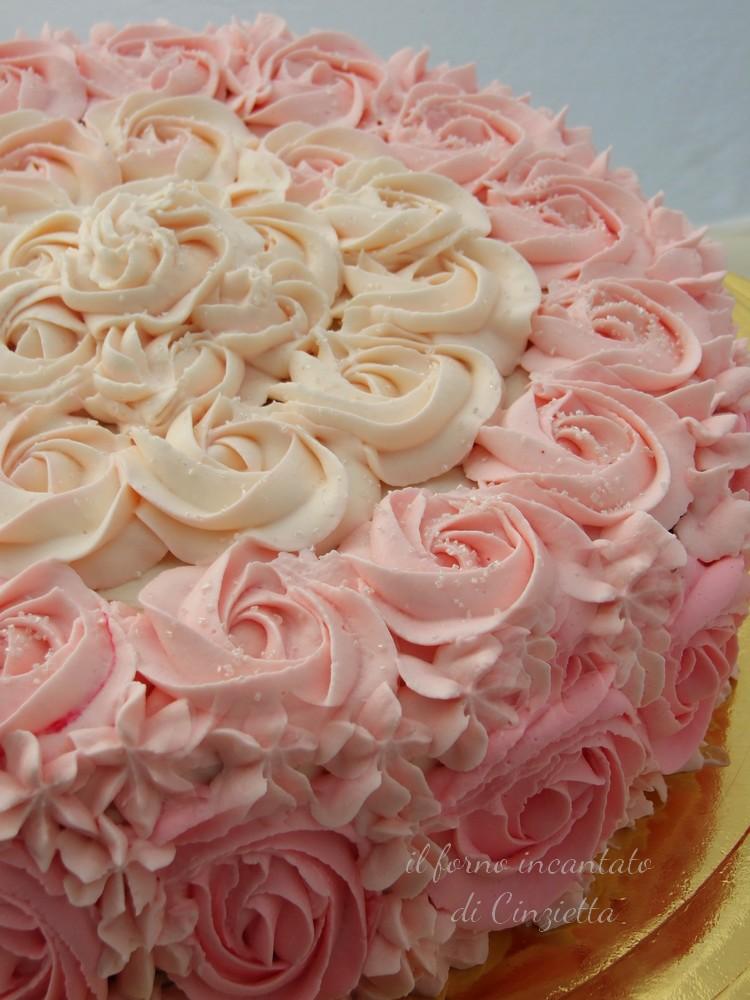 torta rose valeria