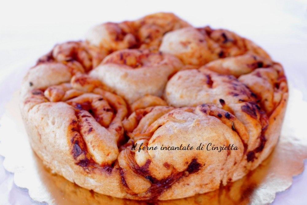 torta rose mediterranea