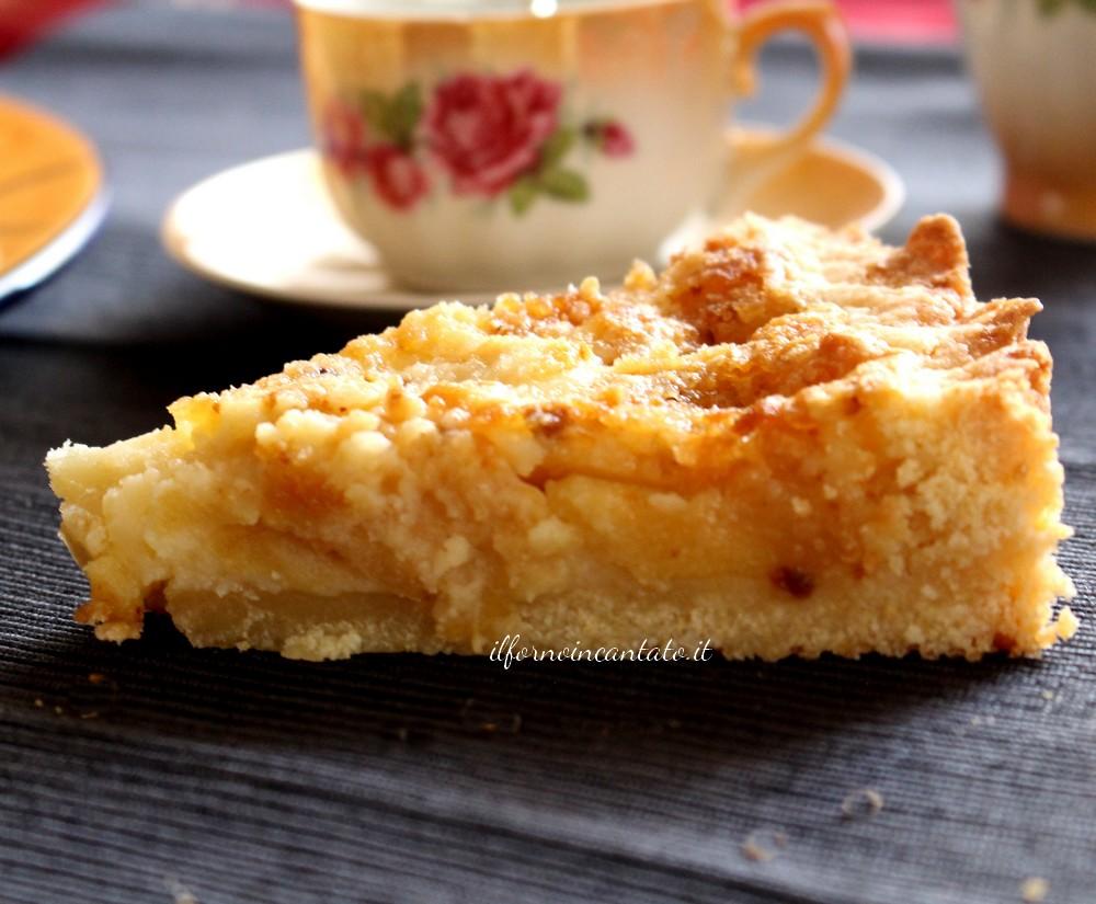 crostata di mele del trentino1