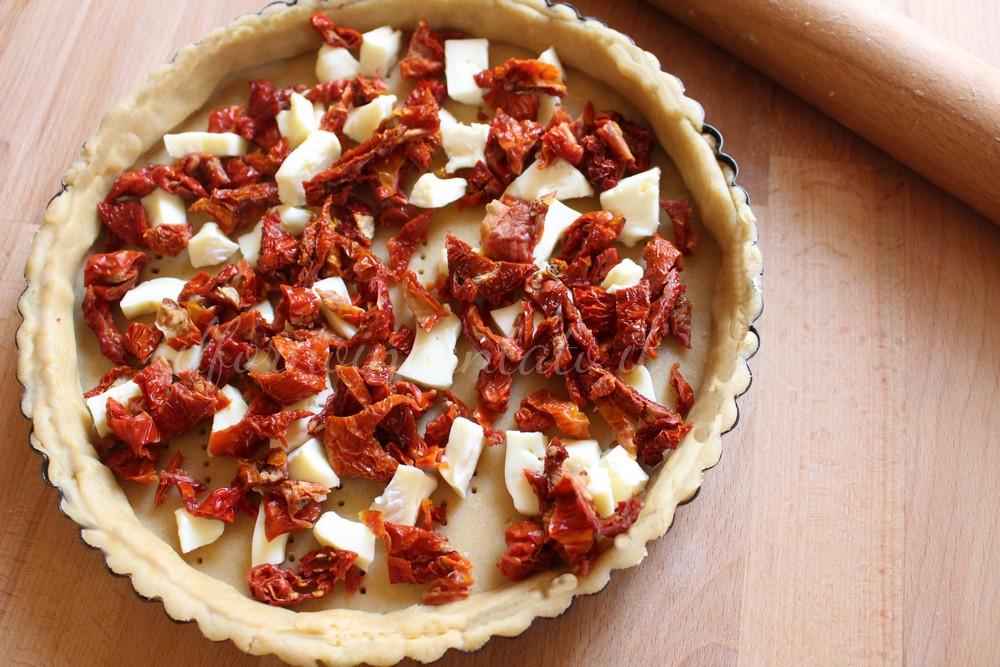 quiche brie e pomodori secchi2