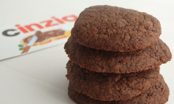 Biscotti di nutella, facilissimi e velocissimi