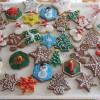 Biscotti da appendere all'Albero di Natale….
