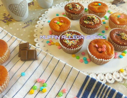 MUFFIN ALLEGRI SOFFICI