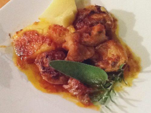 Spezzatino di Vitello ricetta Veneta.