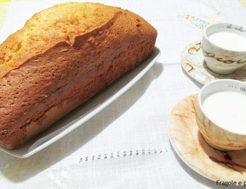 Plum cake all'arancia di Iginio Massari