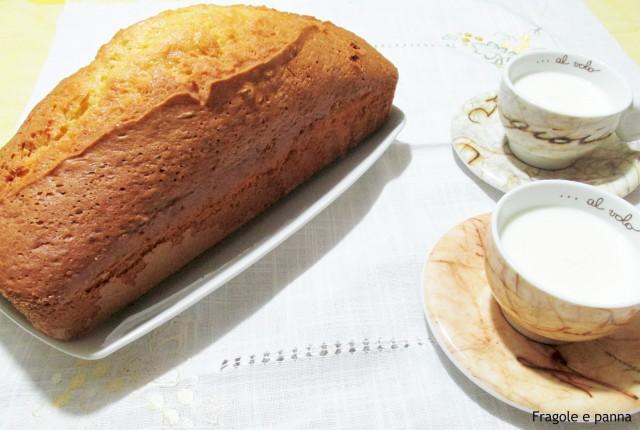 plum cake all'arancia di Igino Massari