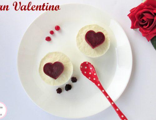 Bavaresi con cuore rosso per San Valentino