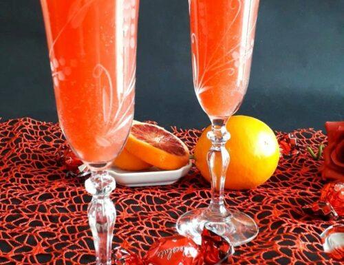Spritz analcolico per San Valentino
