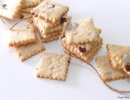 Biscotti al muesli