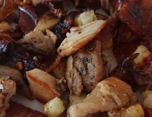 Porchetta e patate