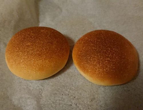Ricetta per due panini