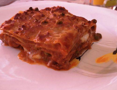 Lasagne siciliane