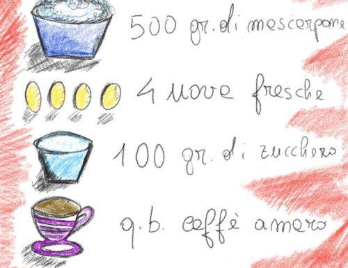 Tiramisù (ricetta illustrata)