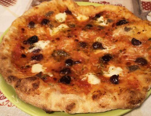Pizza con biga
