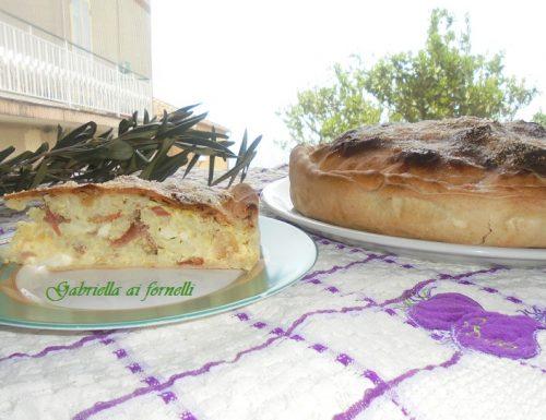 Pizza chiena – ricetta tipica di Pasqua