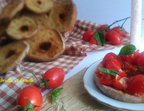 Freselle con farina 1 macinata a pietra Petrucci