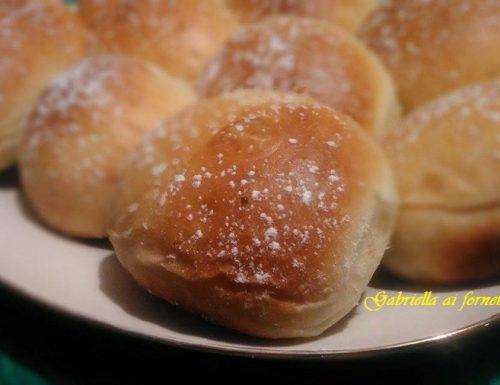 Pan brioche ricetta base da farcire