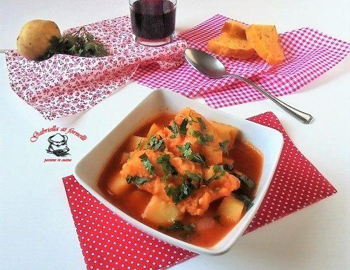 Zuppa di baccalà e patate – ricetta tradizionale