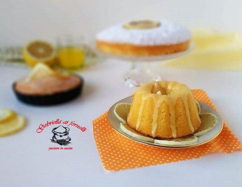 Tortine senza glutine al limoncello